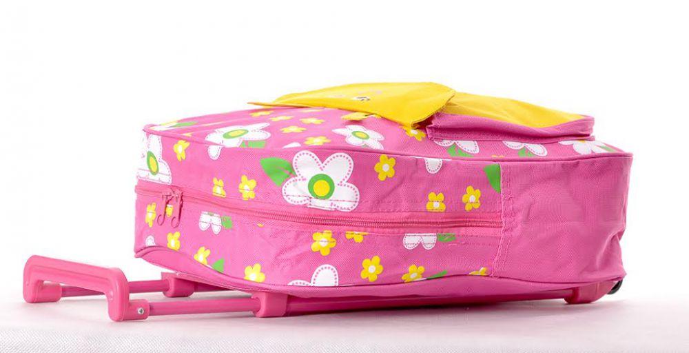 Pb01t walizka na k kach dla dzieci abka tygrysek for Benetton 3 stawy katowice