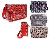 Torebka  Damska Cambridge Satchel Bag Teddy Bear Jazzi London 4208