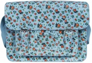 Torebka  Damska Cambridge Satchel Bag Floral Jazzi London 4206