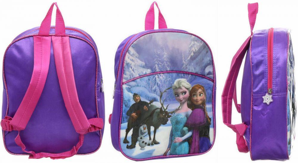 Frozen kraina lodu plecaczek dla dzieci plecak disney 3d for Benetton 3 stawy katowice