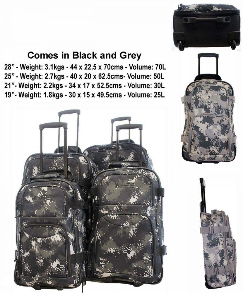 53c81c6118885 Zestaw walizek podróżnych TB10099 Digital Hurtownia Torebek Damskich ...