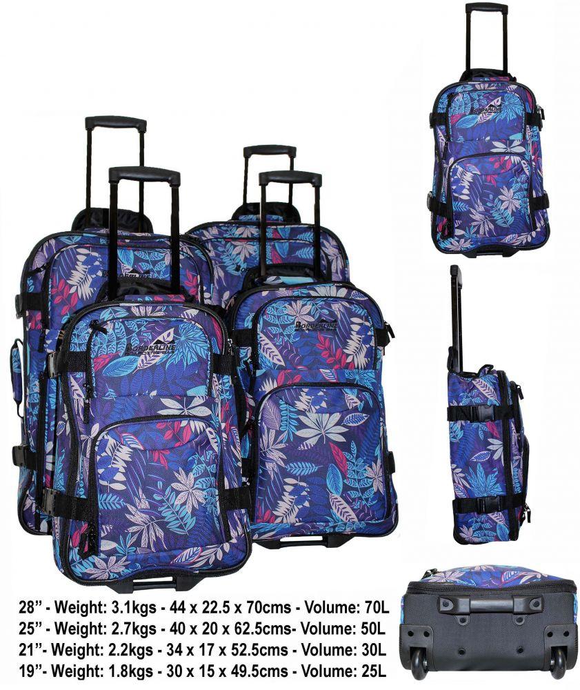 9f42dd6cf2b9c Zestaw 4 walizek podróżnych TB10099 Amazon Hurtownia Torebek ...