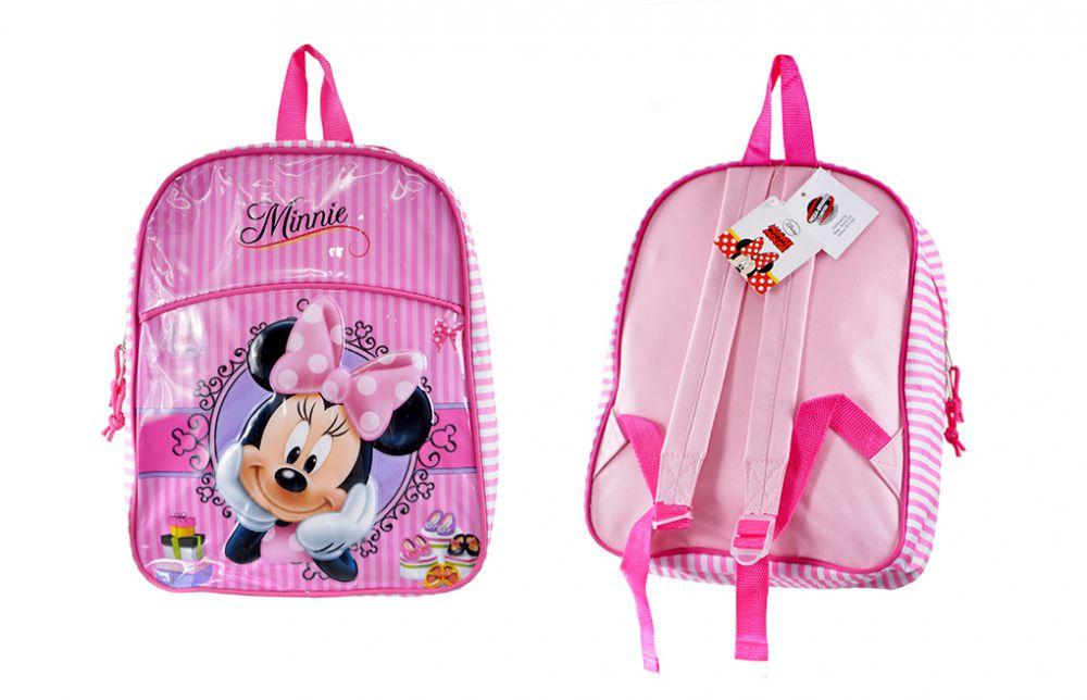 131676405ee00 Plecaczek plecak dziecięcy Myszka MINNIE różowa DISNEY Plecaki dziecięce  Plecak A4 dla dziewczynki ...