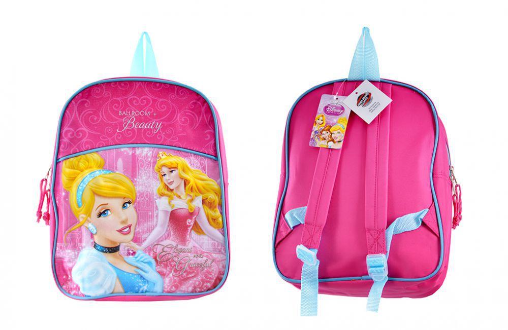 637679a7f9e62 Ballroom Beauty Plecaczek plecak dziecięcy DISNEY Plecaki dziecięce Plecak  A4