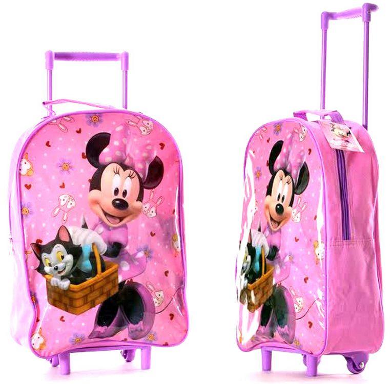 409abe3d37542 Walizka na kółkach dla dzieci PRINCESS Disney Hurtownia Torebek ...