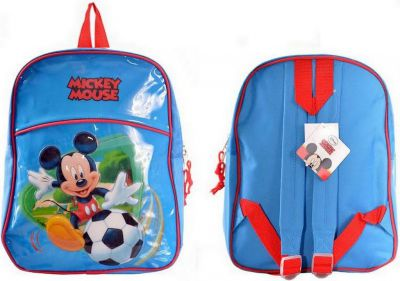 MICKEY MOUSE Walizka/Plecak na kółkach dla dzieci Disney
