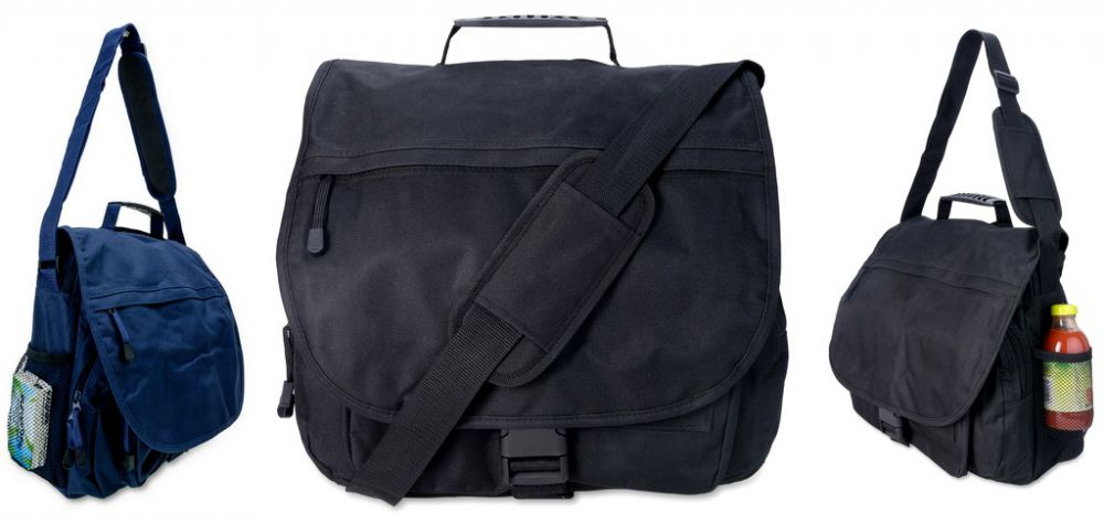 2ec20c10022c1 ... AKA280 Uniwersalna Praktyczna Torba Męska Dokumenty Laptop 15