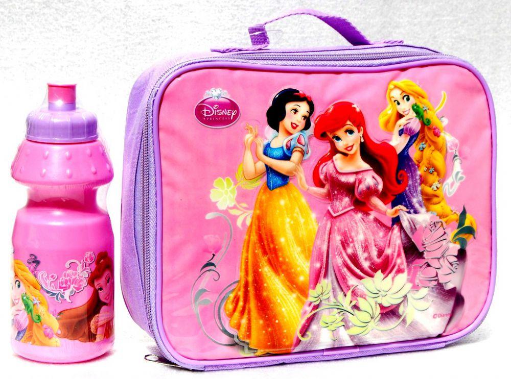 Myszka Minnie Różowy Lunch Box Dla Dzieci termiczna