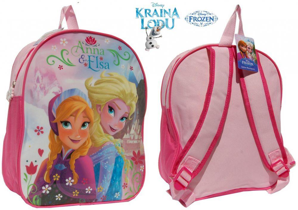 a491c122004be FROZEN KRAINA LODU Plecaczek dla Dzieci Plecak Disney Anna & Elsa ...