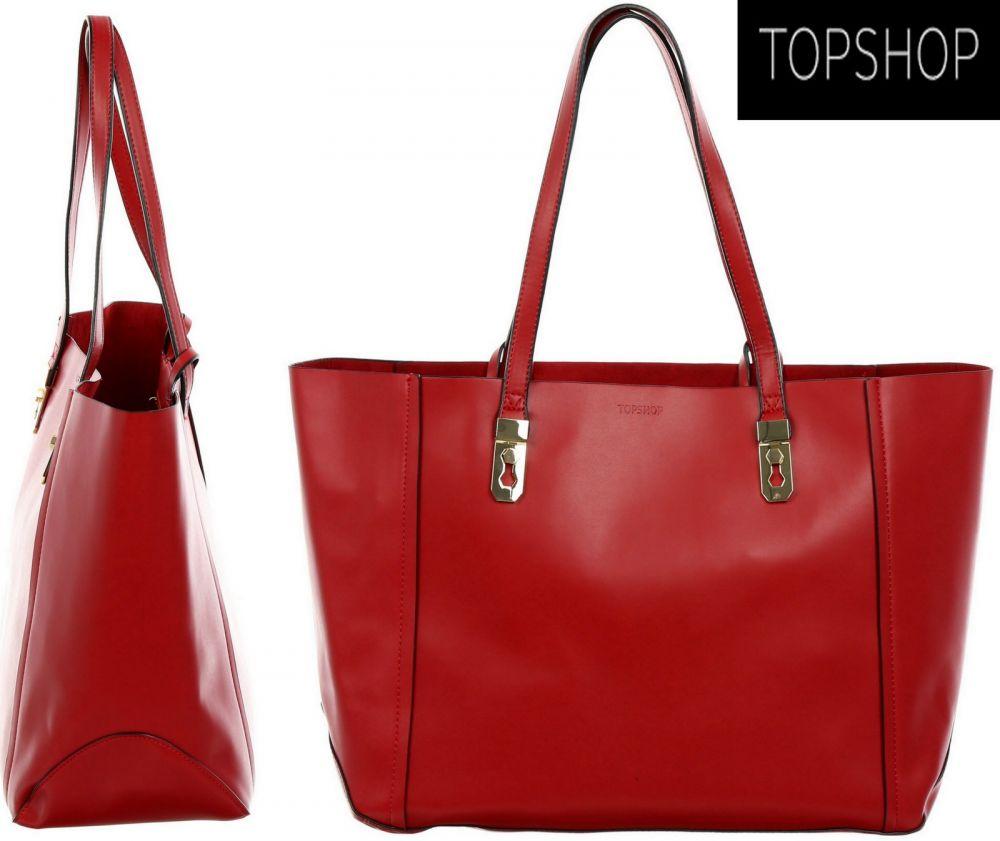 0f608fa7ffb78 Oryginalna Torebka Damska Shopper Bag TOPSHOP PRZECANA II GATUNEK ...