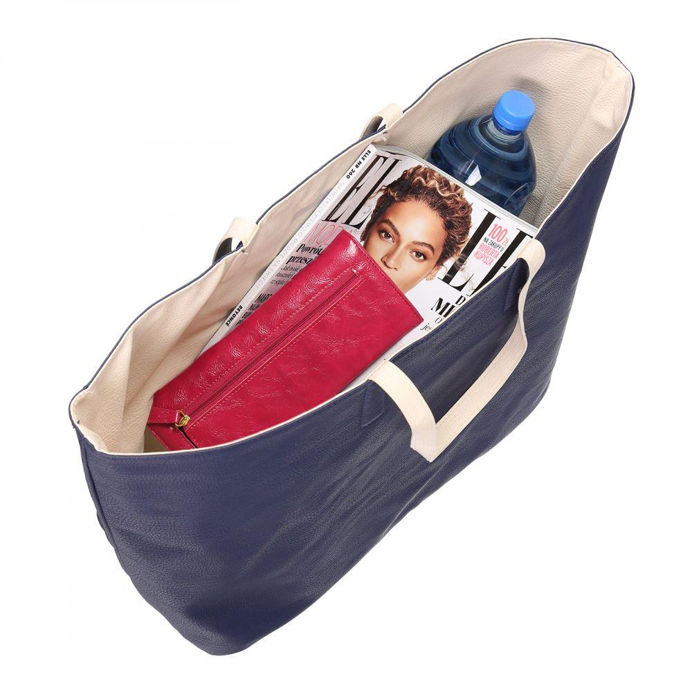 f758b51fde42e ... Duża torebka dwustronna Shopper Bag PRIMARK PRZECENA WYPRZEDAŻ
