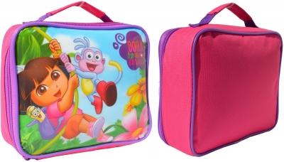 Dora the explorer na linie z małpką Lunch Box Dla Dzieci