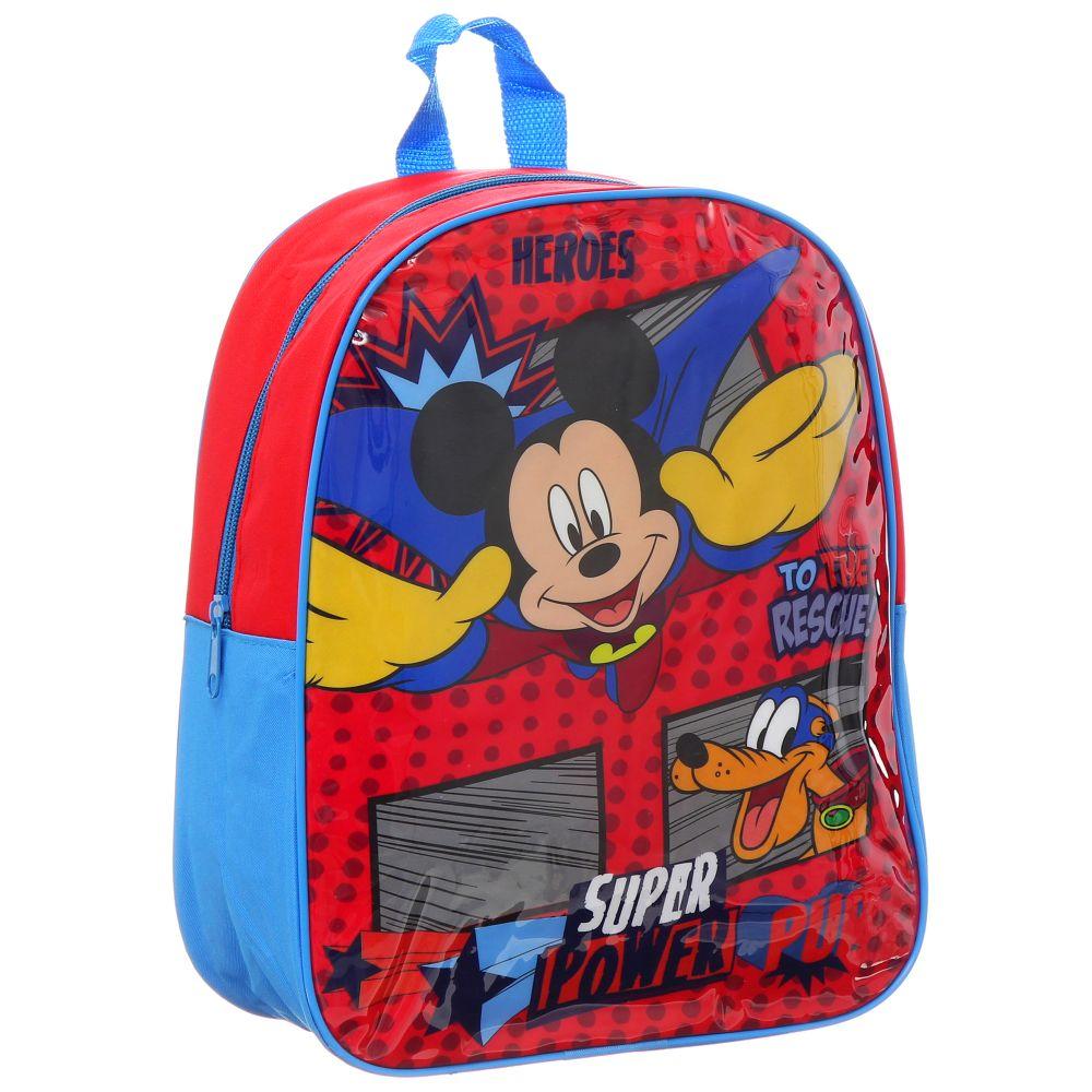 Plecak dziecięcy Myszka Mickey i Pluto Disney WYPRZEDAŻ Hurtownia Torebek Damskich, Hurtownia