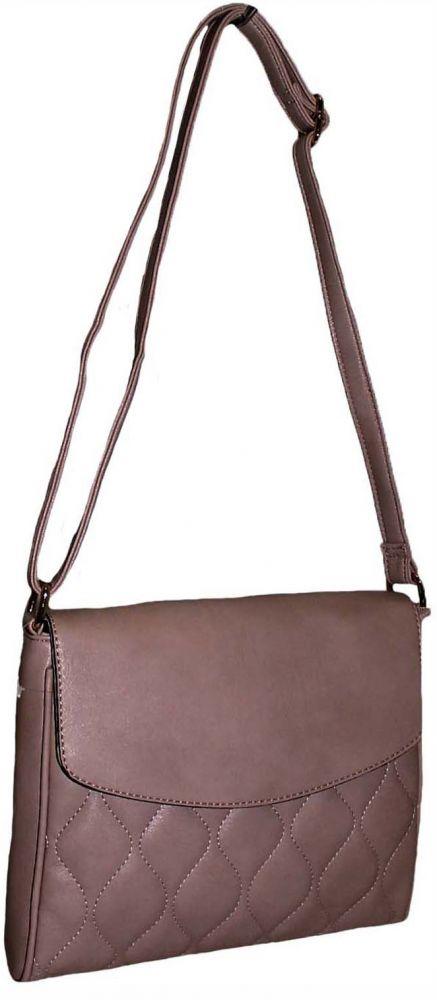 66b2522d115fe Piękna pikowana torebka listonoszka FB117 Piękna pikowana torebka  listonoszka FB117 ...