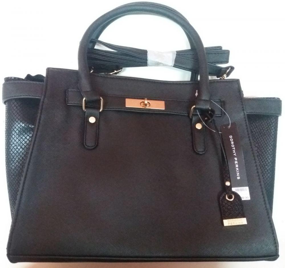 d88046ffdc01a Piękna oryginalna torebka kuferek + pasek Dorothy Perkins 56 ...