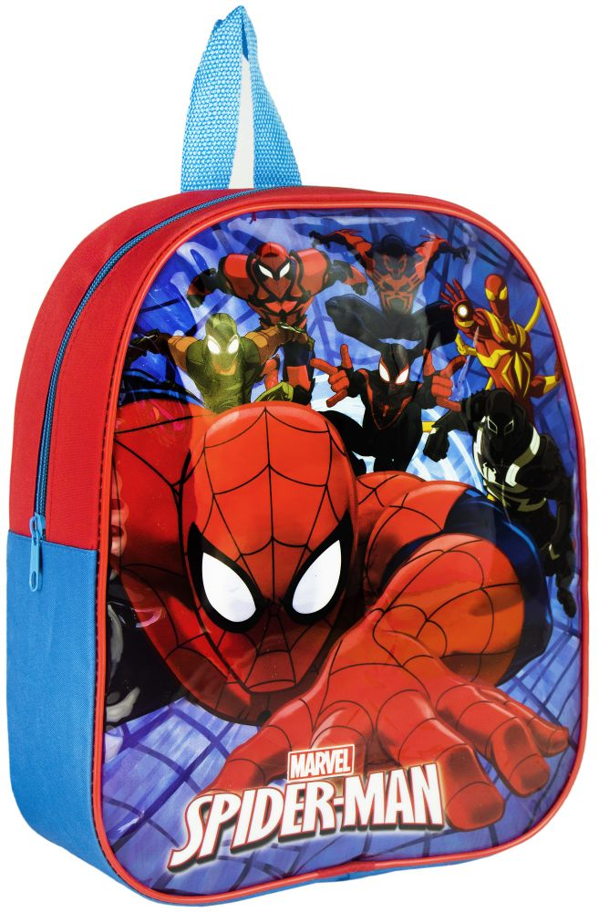 e7bd05ccd7700 Spiderman i ekipa Plecaczek dziecięcy Spiderman i ekipa Plecaczek dziecięcy  ...