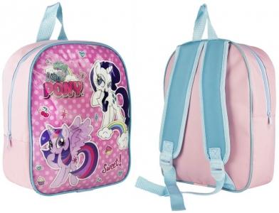 MY LITTLE PONY Plecaczek dla Dzieci Plecak Kucyk Pony
