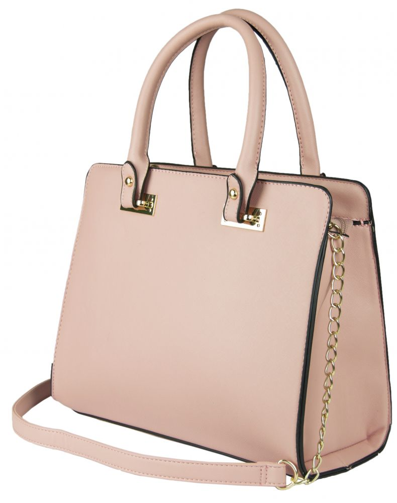 Piękna torebka damska z dopinanym paskiem FB159
