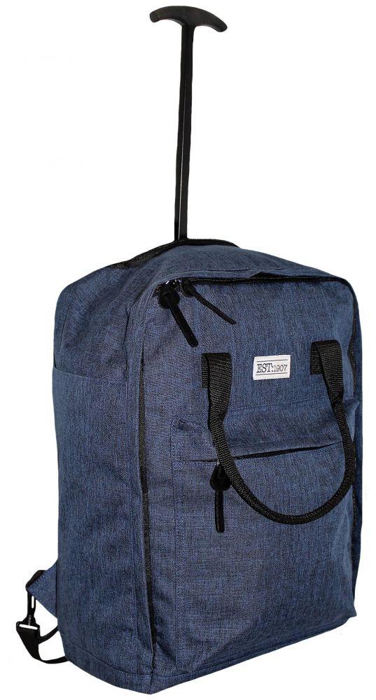 9175d1f29ef0a Walizka torba plecak 3w1 TB274 PLAIN Hurtownia Torebek Damskich ...