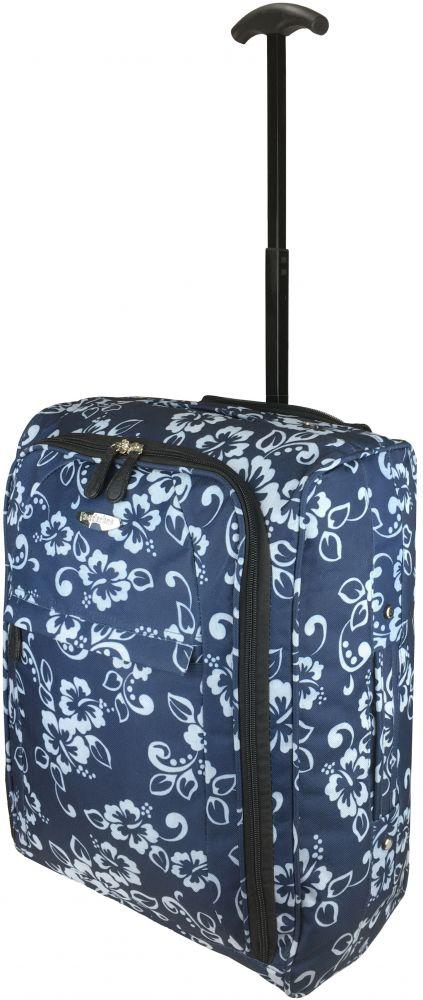 b24fb9c05acee ... TB05 Print Walizka Podróżna na kółkach super lekka bagaż podręczny  Ryanair