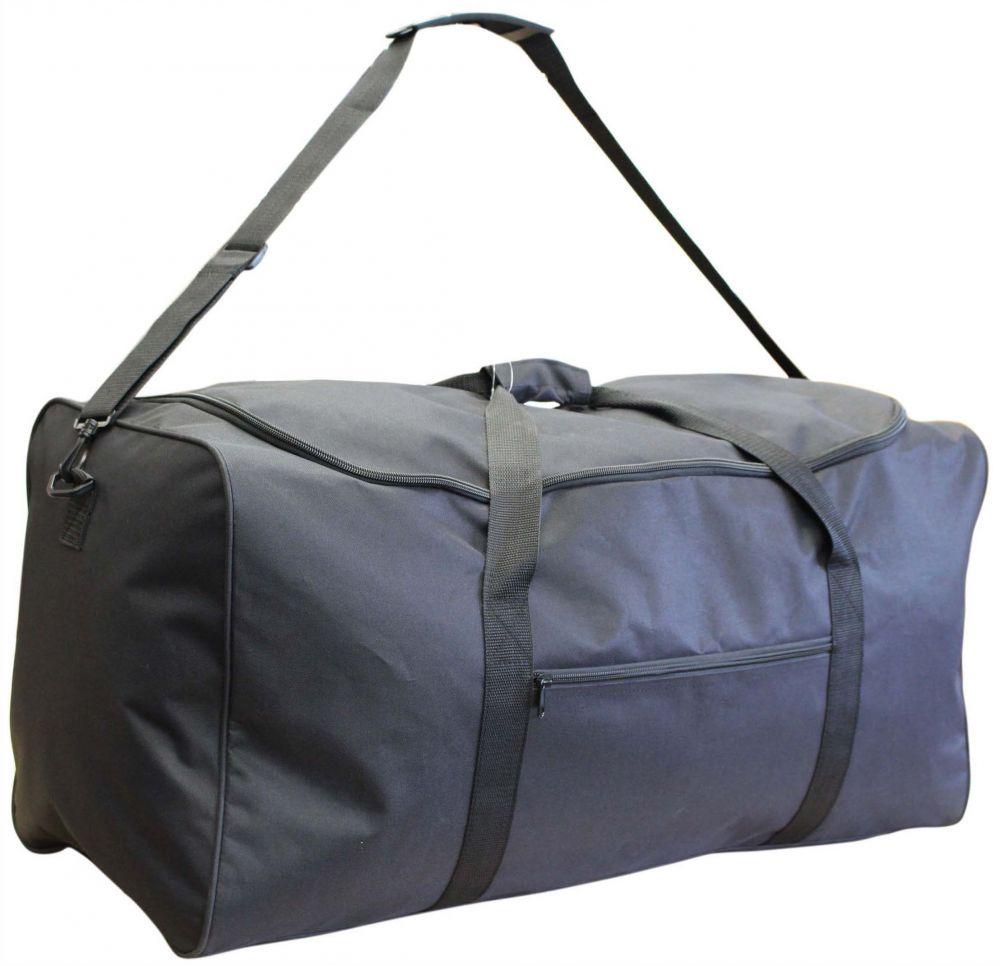 SB07 Torba Sportowa Podróżna Bagaż Podręczny z dopinaną