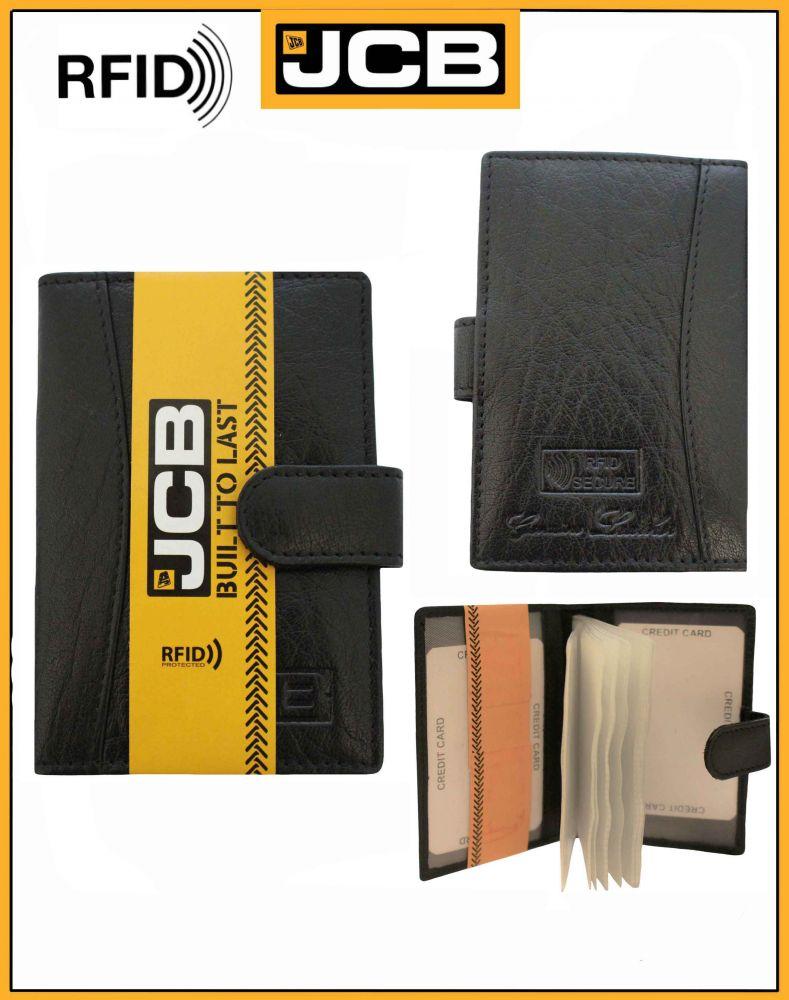 7fcc342dd86f0 Portfel męski etui organizer skóra naturalna + eleganckie pudełko RFID CC8