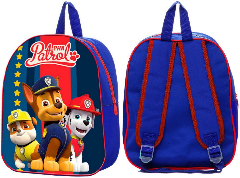 bd5df510a101a Plecak Psi Patrol Granat/Czerwony Plecaczek dla Dzieci Hurtownia ...