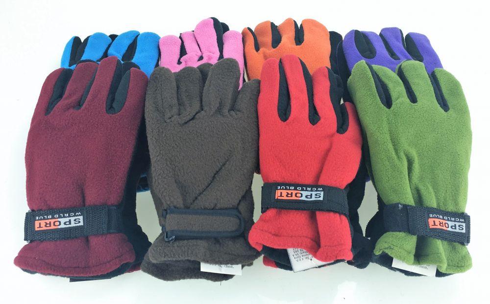 71ae744290be0 Polarowe rękawiczki damskie Hurtownia Torebek Damskich