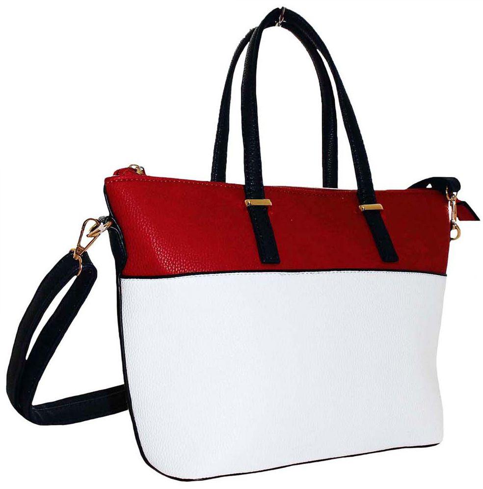 5becc13412ad6 Elegancka torebka damska z dopinanym paskiem FB149 WYPRZEDAŻ ...