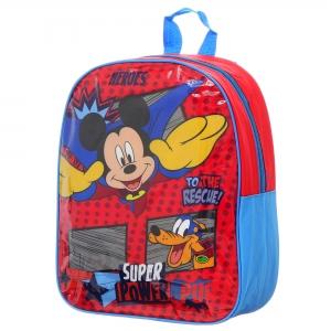 Plecak dziecięcy Mickey Mouse z piłką Plecak DISNEY