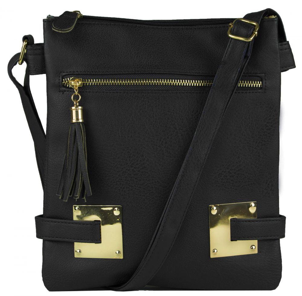 Piękna pikowana torebka damska CHANELKA FB182 WYPRZEDAŻ