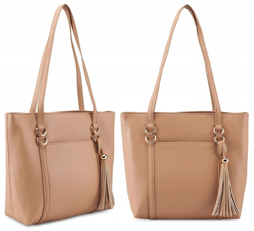 4e4027b032912 Torebka damska Shopper Bag Frędzle Dorothy Perkins Hurtownia Torebek ...
