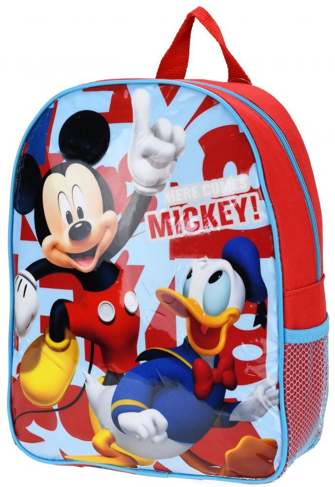 Plecak dziecięcy Mickey Mouse Plecak DISNEY Niebieski